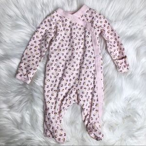 3 for 15 | Floral Footed Onesie